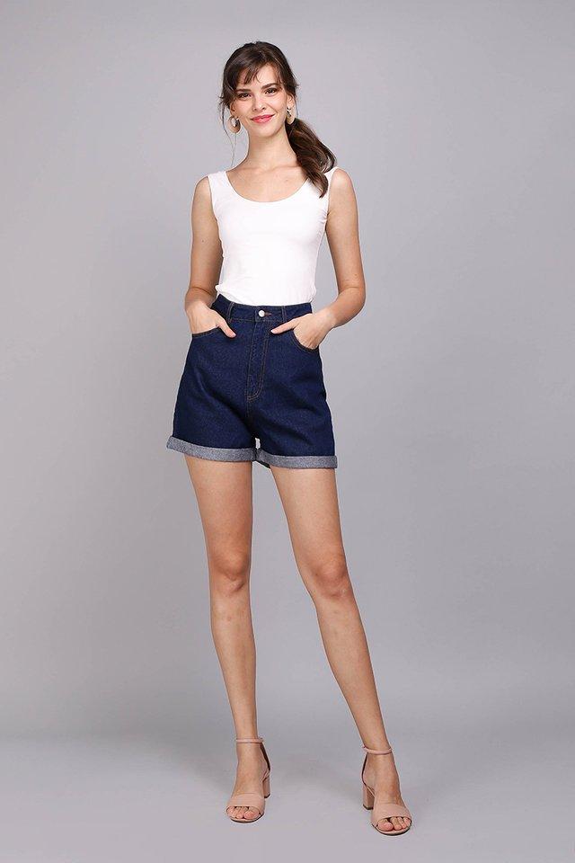 Jennie Bodysuit In Classic White