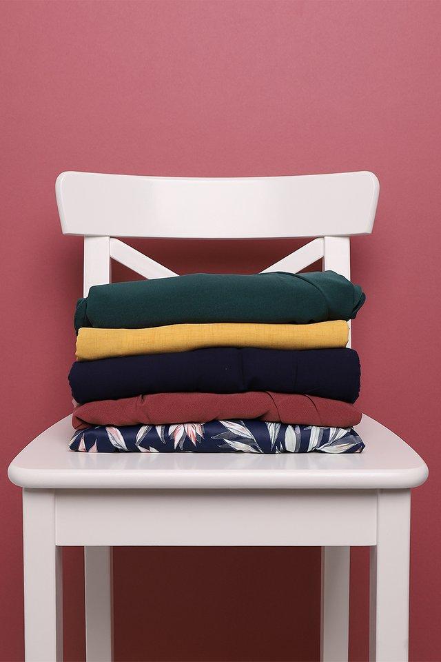 Grab Bag Weekday Bold Colours