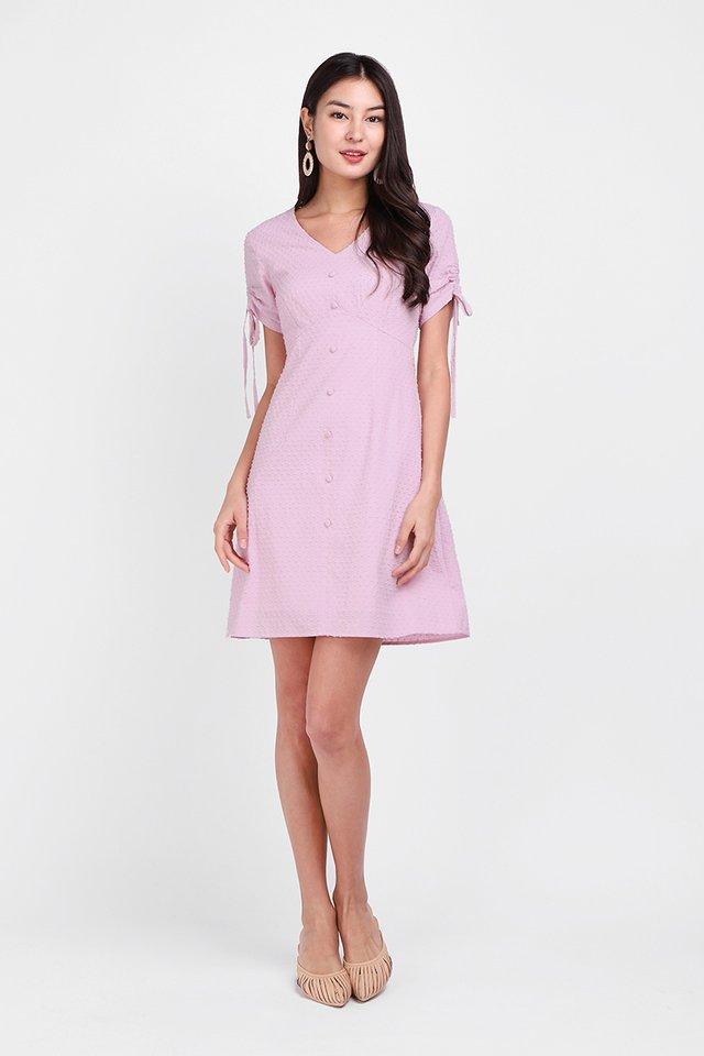 [BO] Summer Enchantment Dress In Lavender Pink