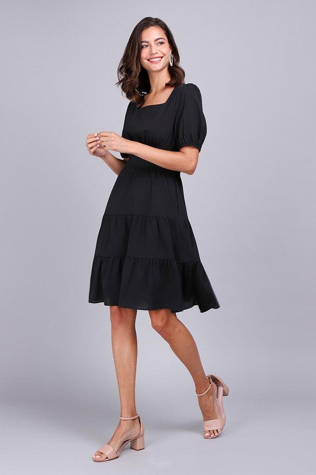 [BO] An Eternal Romance Dress In Classic Black