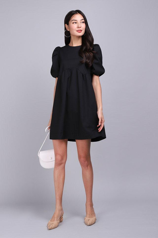 [BO] City Nights Dress In Classic Black