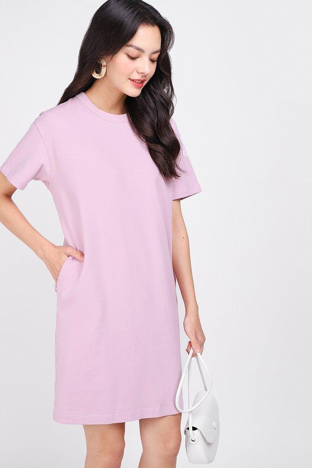 River Dress In Lavender