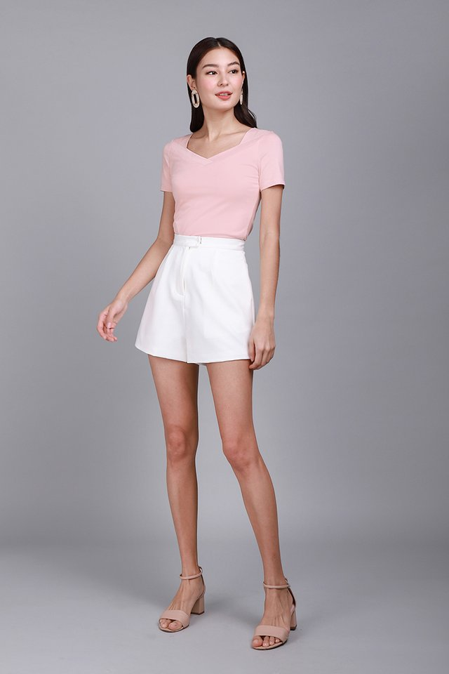 Melody Top In Soft Pink