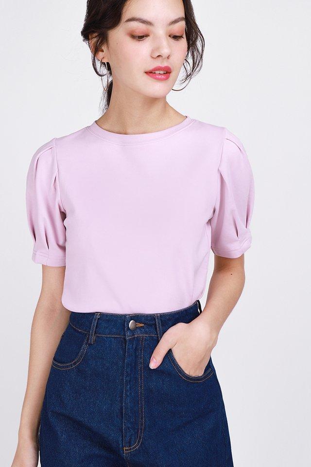 Olivia Top In Lavender