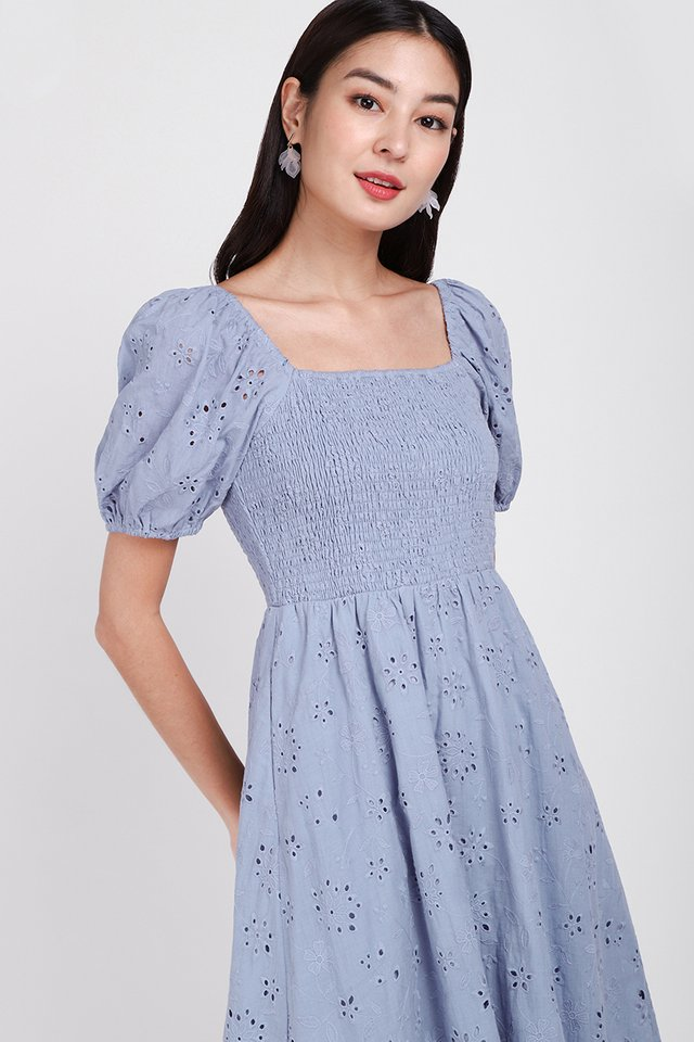 [BO] And Most Of All Dress In Periwinkle