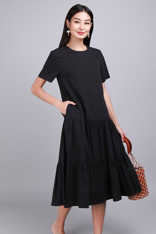 You Got This Dress In Classic Black