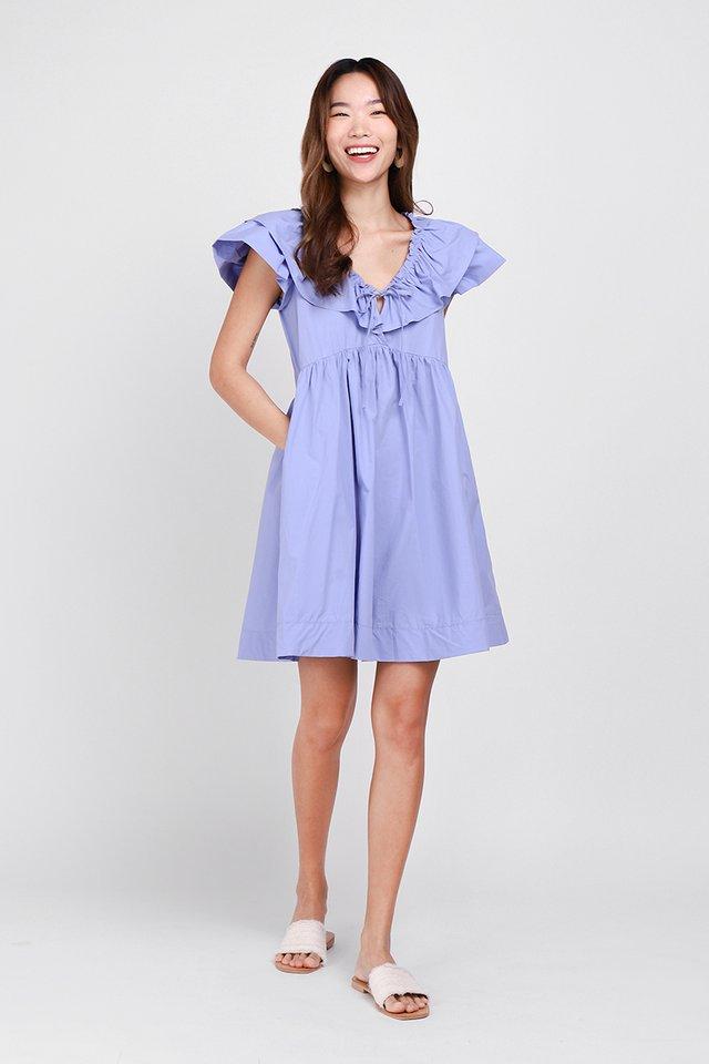 Barbie Girl Dress In Lavender