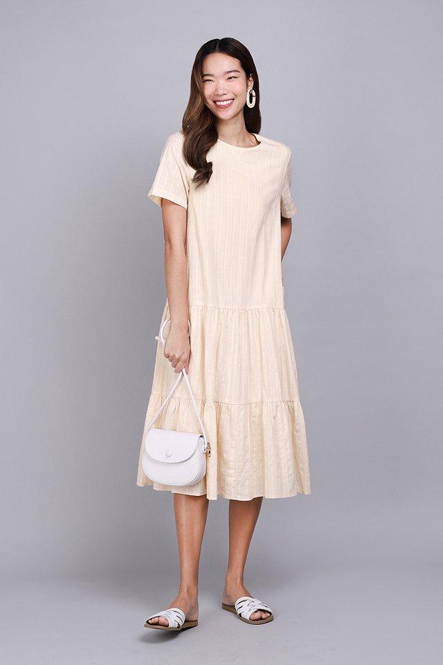 You Got This Dress In Milk Cream