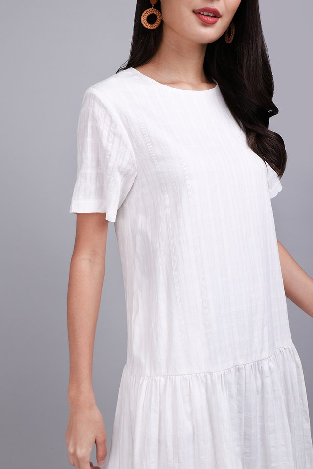 You Got This Dress In Classic White